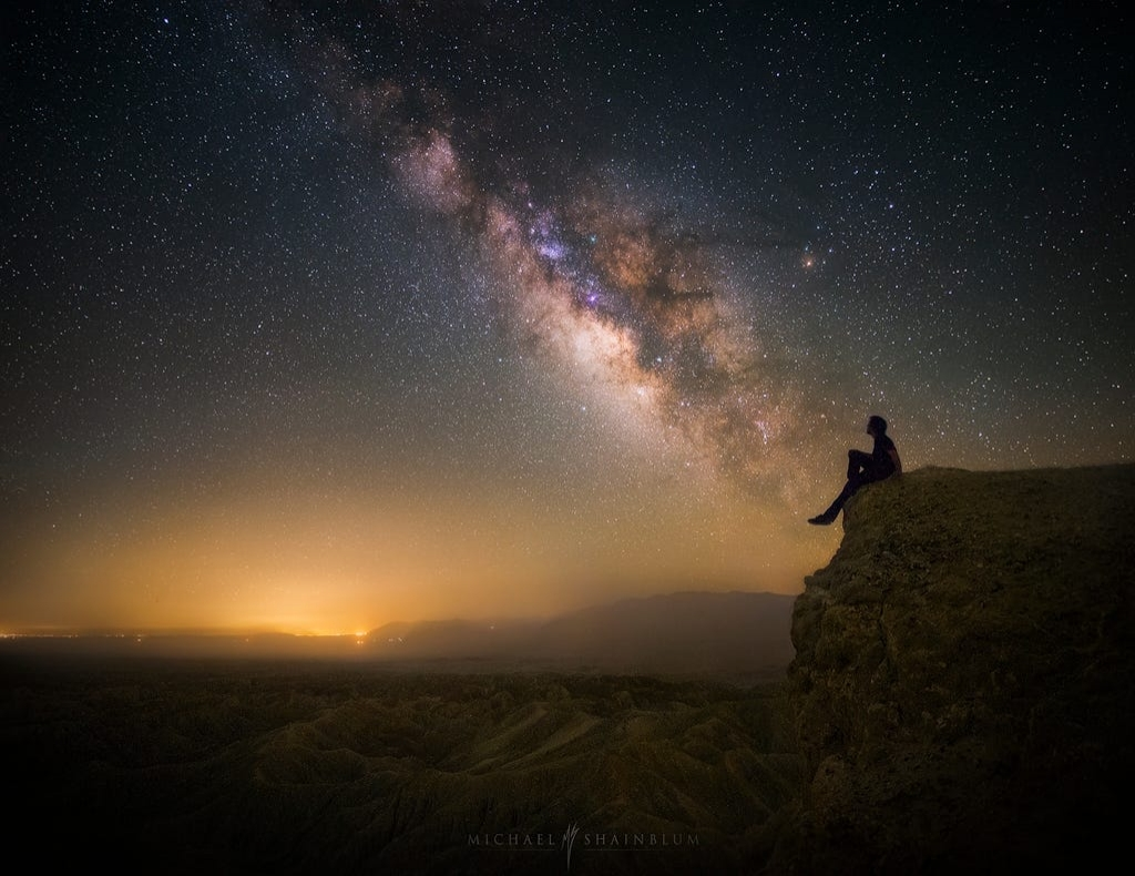 photo by Michael Shainblum