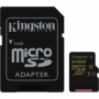 Kingston Ultimate micro SDXC 64Gb Class 10 UHS-I + ADP карта памяти (90/45 Mb/s)