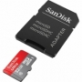 Sandisk Ultra micro SDHC 32Gb Class 10 UHS-I + ADP карта памяти (80/10 MB/s)