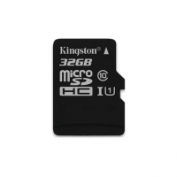 Kingston micro SDHC 32Gb Class 10 UHS-I карта памяти (45/10 Mb/s)