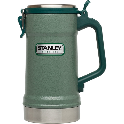 Пивная кружка Stanley Classic 0,71 л зеленая