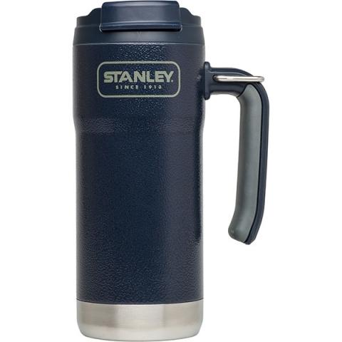Термокружка Stanley Adventure 0,47 л синяя (10-01903-003)