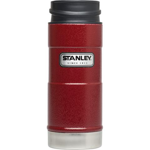 Термокружка Stanley Classic 0.35 л one hand красный
