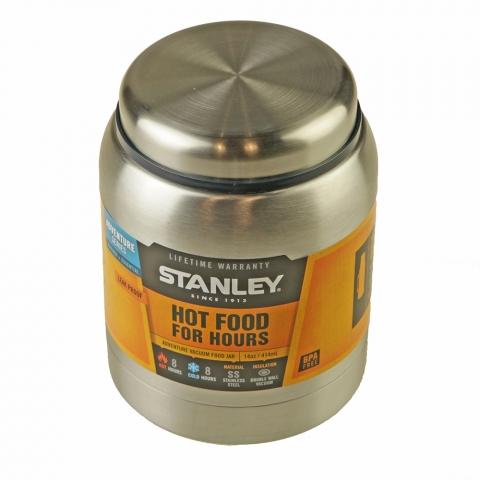 Термос для еды Stanley Adventure  0,41 л стальной