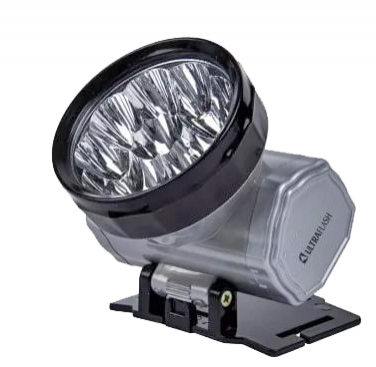 Фонарь налобный аккумуляторный UltraFlash Headlite Led 5371