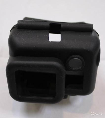 Fujimi GP-SPT силиконовый защитный чехол для GoPro3 черный