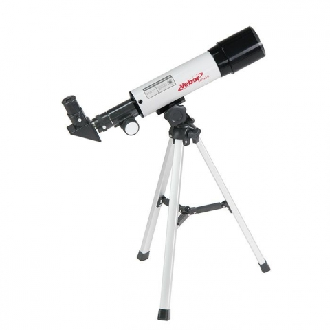 Veber 360/50 телескоп рефрактор в кейсе