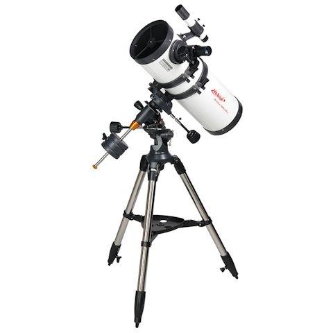 Veber PolarStar 1400/150 EQ телескоп рефлектор