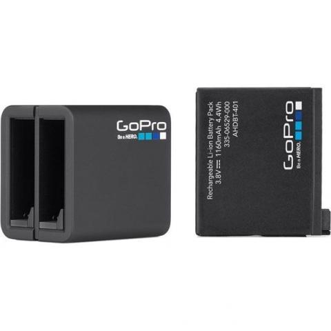 GoPro Dual Battery Charger (AHBBP-401) зарядное устройство