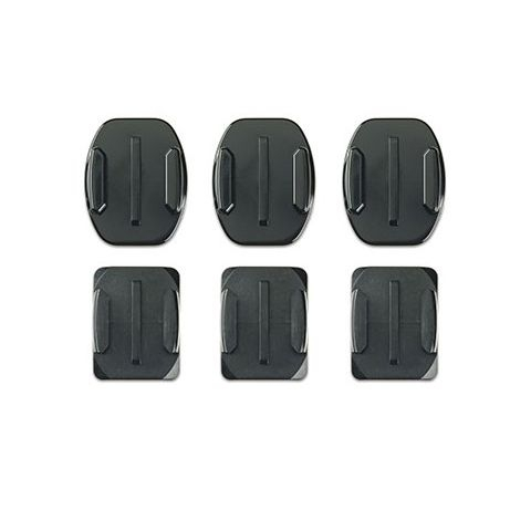 GoPro Flat and Curved Adhesive Mounts (AACFT-001) набор платформ