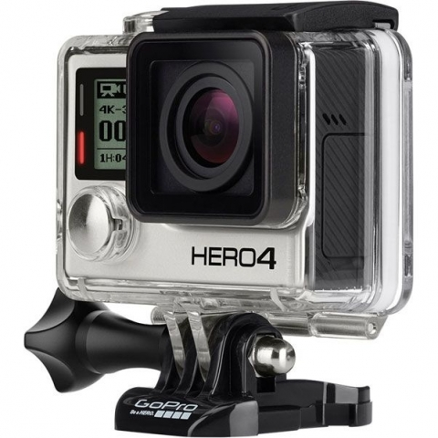 GoPro HD HERO 4 Black Edition Adventure (CHDHX-401) экшен-камера
