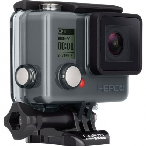 GoPro HD HERO+LCD (CHDHB-101) экшен-камера