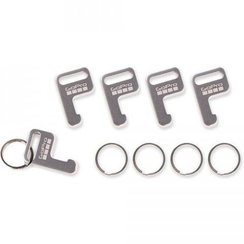 GoPro Wi-Fi Remote Attachment Keys and Rings (AWFKY-001) набор колец для пульта