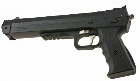 STRIKE ONE B016 пистолет пневматический калибр 4,5 мм (177) не более 3,0 Дж