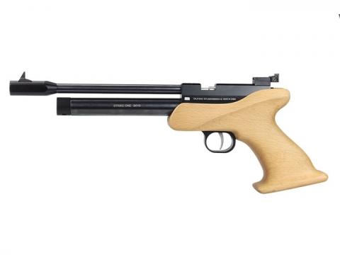 STRIKE ONE B019  пистолет пневматический калибр 4,5 мм (177) не более 3,0 Дж