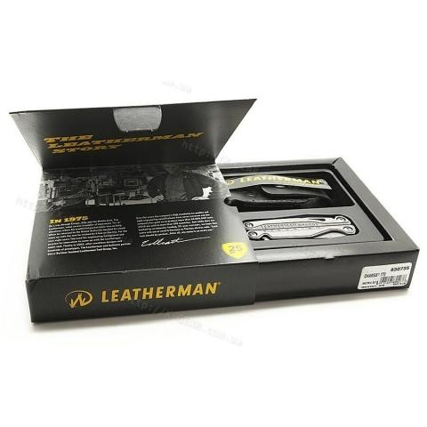 Leatherman Charge TTi Gift мультитул