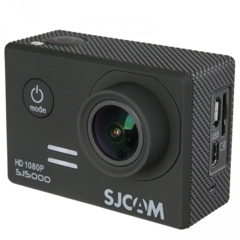 SJCAM SJ5000 black экшен-камера