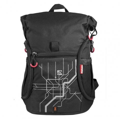 Rekam PYRAMID RBX-6000 рюкзак для камеры и фотоаксессуаров черный